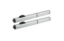 Гідравлічні приводи FAAC 400 CBAC для створки до 2,2 м інтенсивність 70% (шток 270 мм)