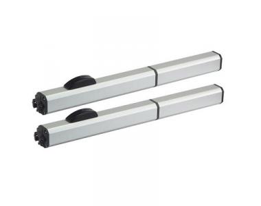 Електромеханічні приводи FAAC 400 CBAC LN для створки до 2,2 м інтенсивність 50% (шток 390 мм)