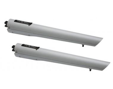 Електромеханічні приводи FAAC S418 24В створка 2,3 до 2,7 м з механ. упорами