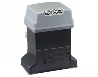 Електромеханічні приводи маслянній ванні FAAC 746 ER для створки вагою до 600 кг