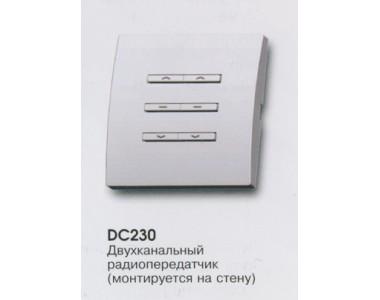 Двухканальный Радиопередатчик (с возможностью монтажа на стену)