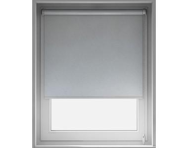 Готовые рулонные шторы системы МИНИ габарит изделия 890 х 1600мм ширина ткани 850мм