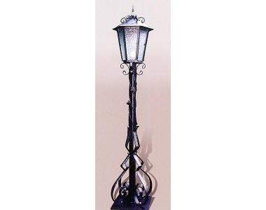 Кованый фонарь-c023-1