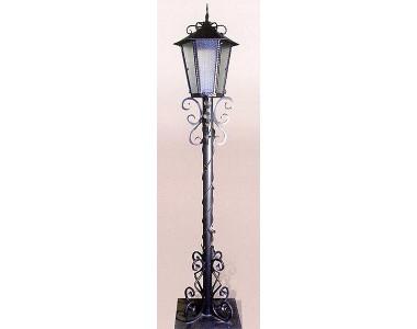 Кованый фонарь-c023-2