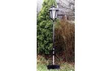 Кованый фонарь-c023-3