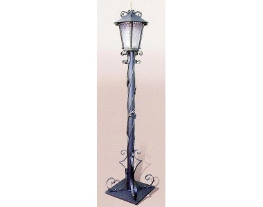 Кованый фонарь-c023